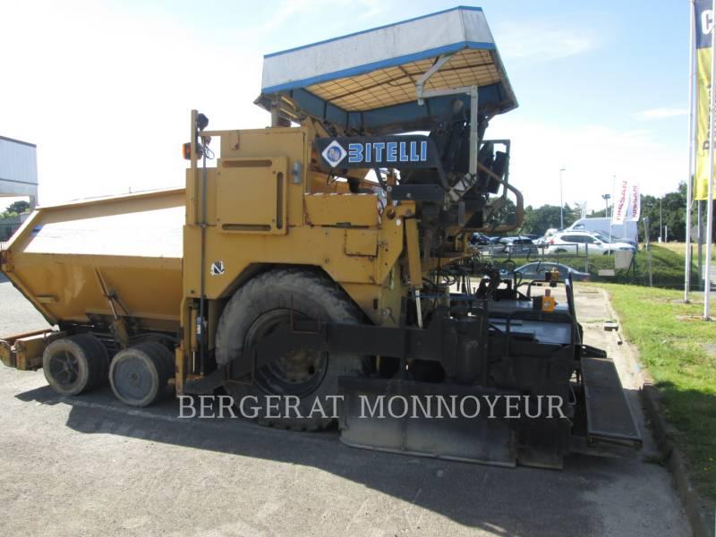 BITELLI S.P.A. PAVIMENTADORA DE ASFALTO BB650 equipment  photo 1
