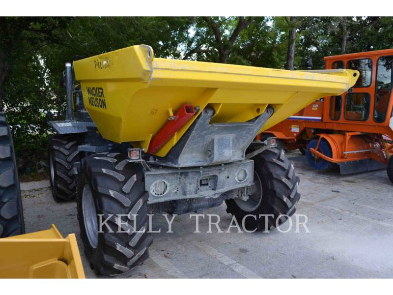 WACKER CORPORATION UTILITY VEHICLES / CARTS DW60 equipment  photo 4