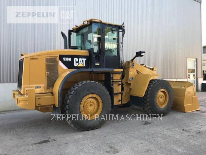 CATERPILLAR WHEEL LOADERS/INTEGRATED TOOLCARRIERS 938HDCA equipment  photo 5