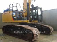 Equipment photo CATERPILLAR 349E PELLES SUR CHAINES 1