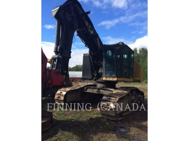CATERPILLAR FORESTRY - FELLER BUNCHERS - TRACK TK741 equipment  photo 1