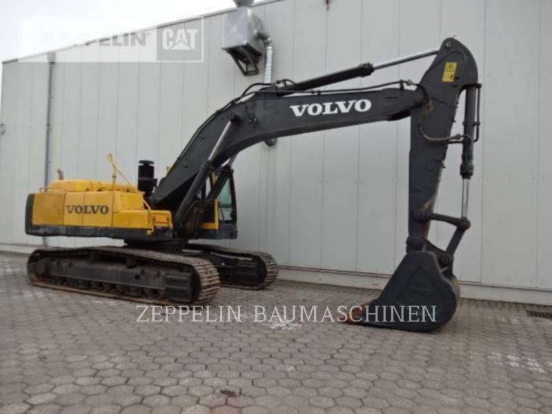 VOLVO CONSTRUCTION EQUIPMENT KETTEN-HYDRAULIKBAGGER EC360BLC equipment  photo 3