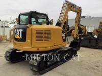 CATERPILLAR KETTEN-HYDRAULIKBAGGER 308E2 CRSB equipment  photo 6