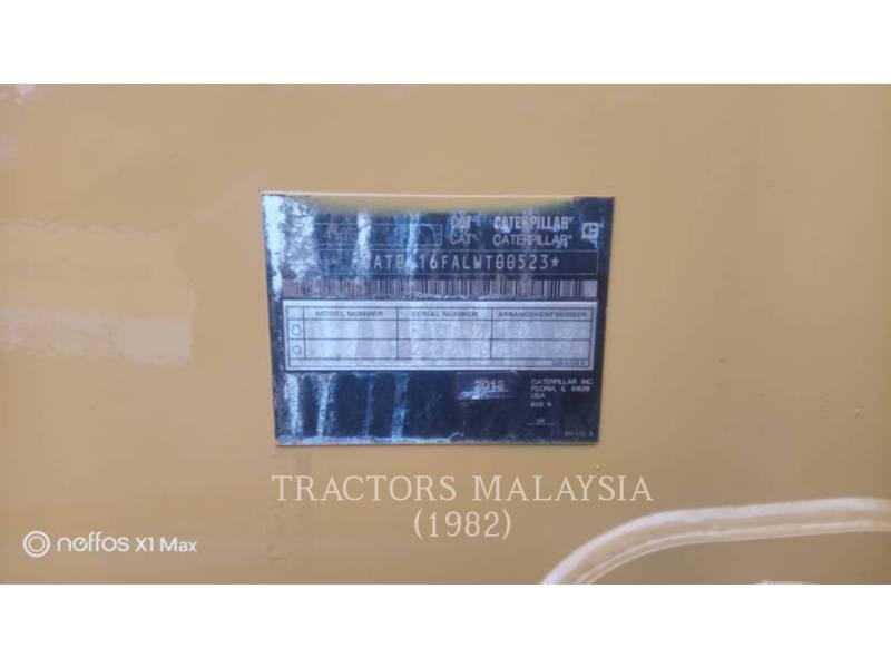 CATERPILLAR RETROESCAVADEIRAS 416FST equipment  photo 5