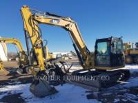 CATERPILLAR EXCAVADORAS DE CADENAS 308E2 THB equipment  photo 1