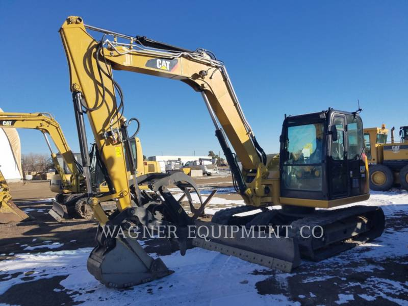 CATERPILLAR TRACK EXCAVATORS 308E2 THB equipment  photo 1
