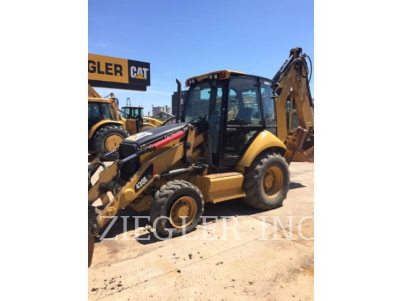 CATERPILLAR BACKHOE LOADERS 430EITH2 equipment  photo 5