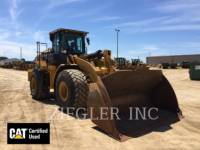 Equipment photo CATERPILLAR 972M PALA GOMMATA DA MINIERA 1