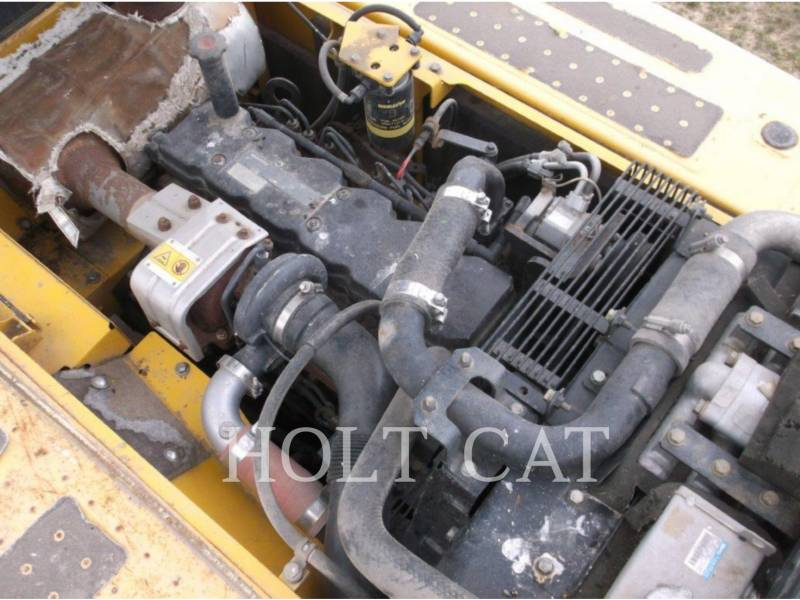 KOMATSU KETTEN-HYDRAULIKBAGGER PC200LC-8 equipment  photo 15