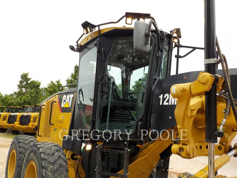 CATERPILLAR モータグレーダ 12M equipment  photo 4