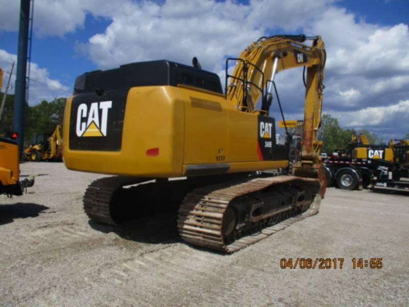 CATERPILLAR EXCAVADORAS DE CADENAS 349EL equipment  photo 3