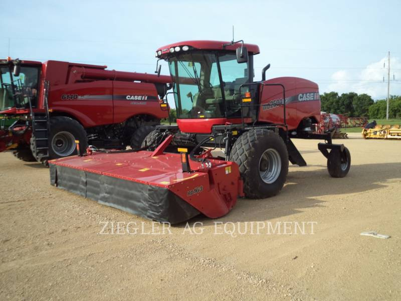 CASE/NEW HOLLAND AG HAY EQUIPMENT WD2504 equipment  photo 1