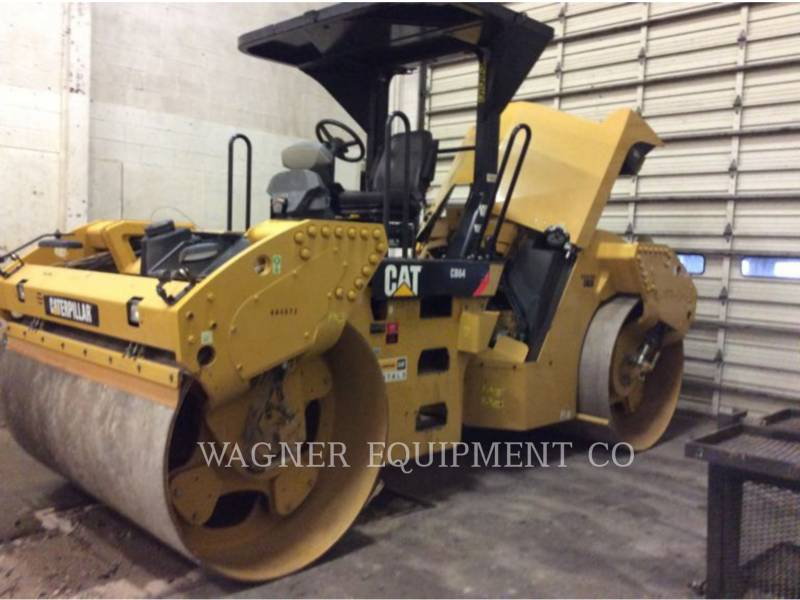 CATERPILLAR VERDICHTER CB64 equipment  photo 2