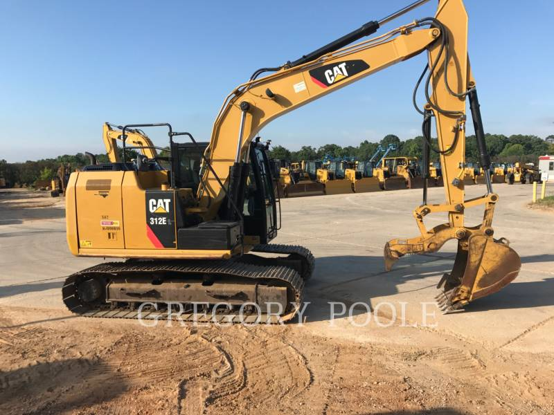 CATERPILLAR TRACK EXCAVATORS 312E L equipment  photo 2