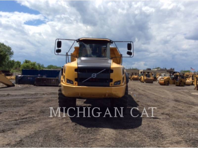 VOLVO CONSTRUCTION EQUIPMENT ARTICULATED TRUCKS A40F equipment  photo 8