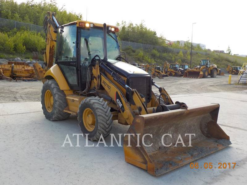 CATERPILLAR RETROEXCAVADORAS CARGADORAS 420E-IT equipment  photo 1