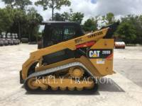 CATERPILLAR CHARGEURS TOUT TERRAIN 289 D equipment  photo 2