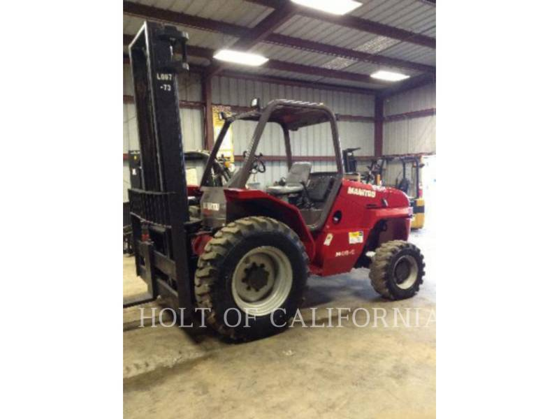 K-D MANITOU INC. FORKLIFTS M40-4 equipment  photo 1