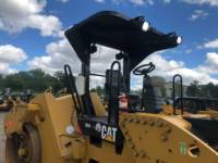 CATERPILLAR TANDEMVIBRATIONSWALZE, ASPHALT CB 54 equipment  photo 4