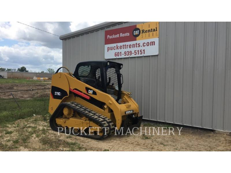 CATERPILLAR MULTI TERRAIN LOADERS 279 C SERIES 2 equipment  photo 6