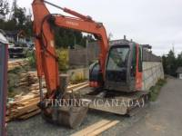 Equipment photo HITACHI ZX 75 US-A EXCAVATOARE PE ŞENILE 1