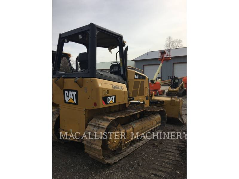 CATERPILLAR CIĄGNIKI GĄSIENICOWE D4K2XL equipment  photo 1
