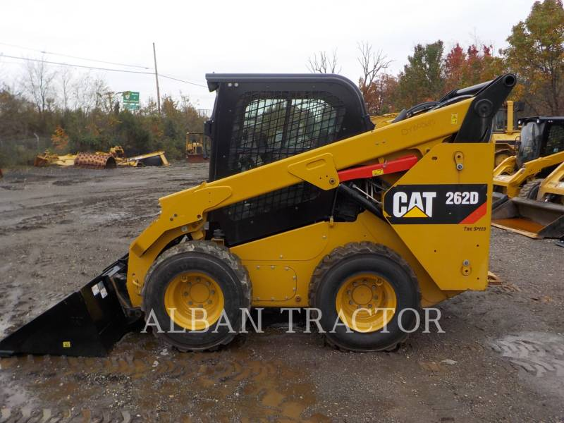 CATERPILLAR MINICARGADORAS 262D equipment  photo 1