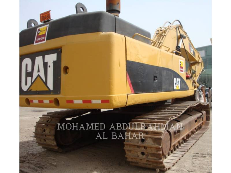 CATERPILLAR EXCAVADORAS DE CADENAS 345 D equipment  photo 5
