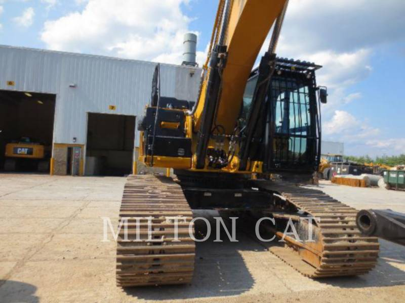 CATERPILLAR PELLES SUR CHAINES 349E equipment  photo 1