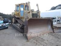 CATERPILLAR KETTENDOZER D6H equipment  photo 1