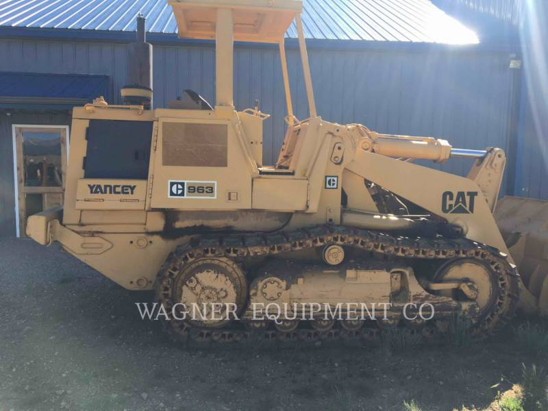 CATERPILLAR PALE CINGOLATE 963 equipment  photo 4