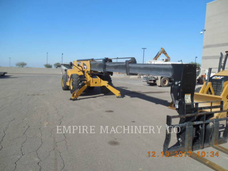 CATERPILLAR テレハンドラ TL1255D equipment  photo 1