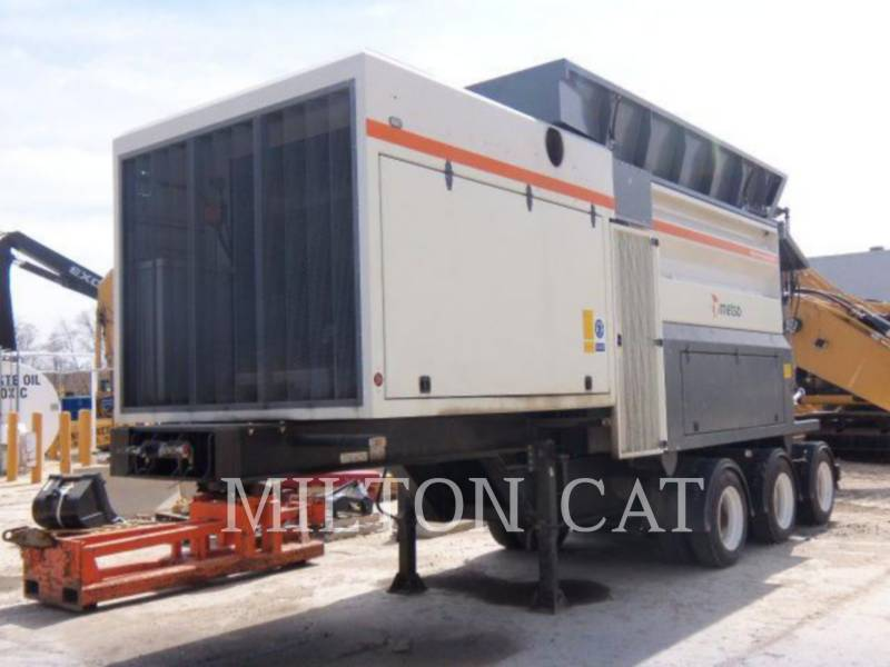 METSO SIEBE M&J equipment  photo 4
