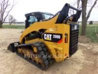 CATERPILLAR MINICARGADORAS 299D equipment  photo 3
