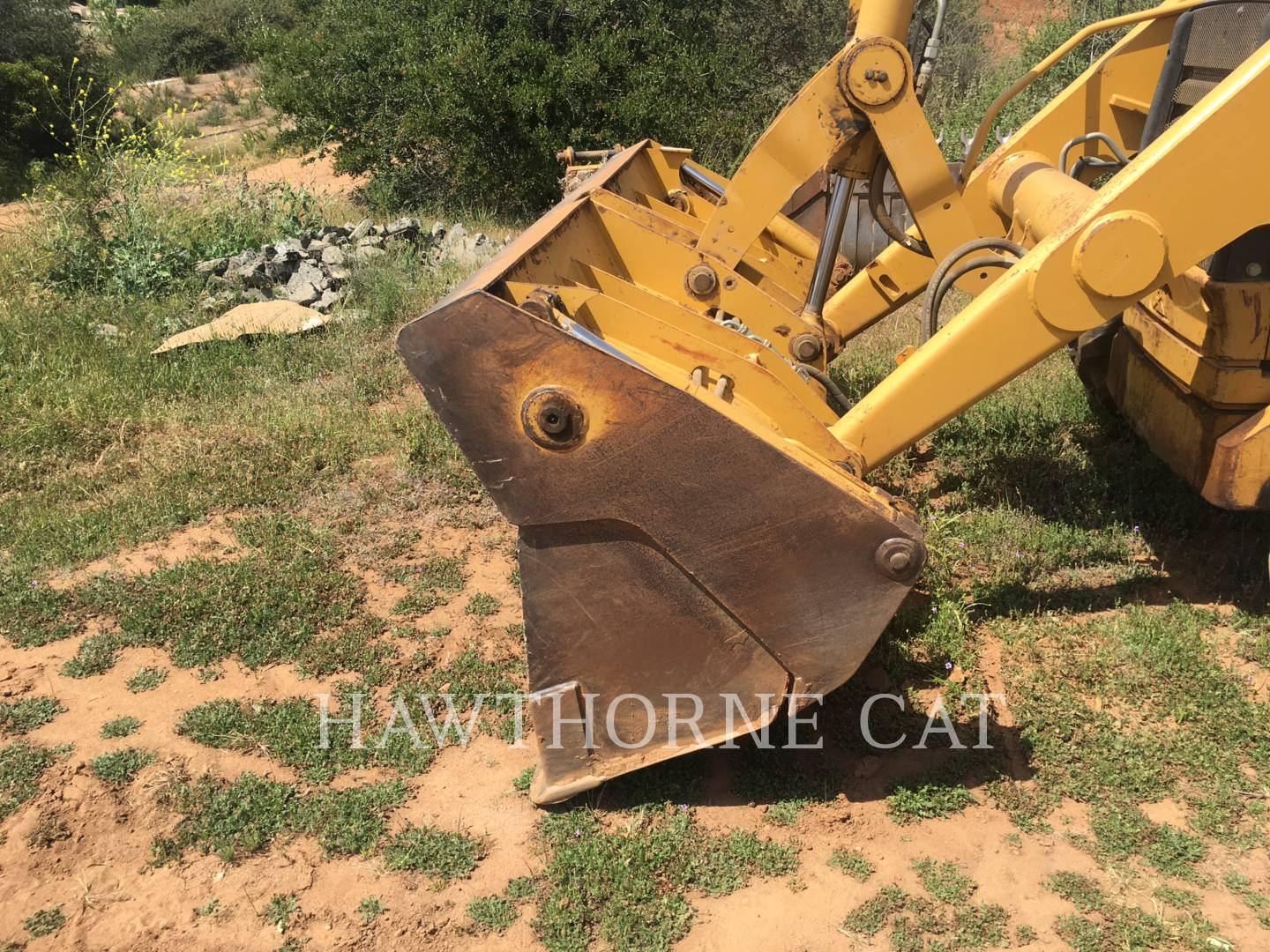 Detail photo of 2005 Caterpillar 430D from Construction Equipment Guide