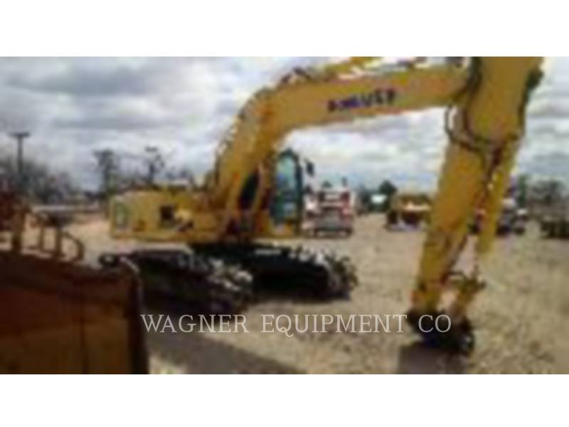 KOMATSU TRACK EXCAVATORS PC220LC-8 equipment  photo 5