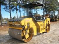 Equipment photo CATERPILLAR CB54B TANDEMOWY WALEC WIBRACYJNY DO ASFALTU (STAL-STAL) 1