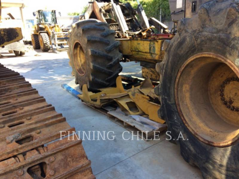 CATERPILLAR FORESTRY - SKIDDER 545C equipment  photo 17