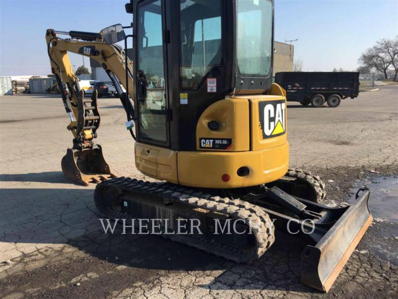 CATERPILLAR TRACK EXCAVATORS 303.5E2C3T equipment  photo 3