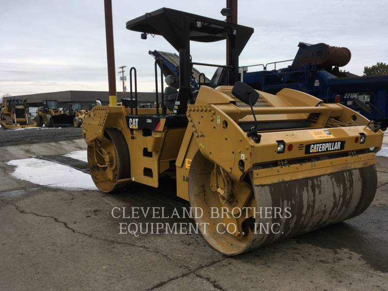CATERPILLAR VERDICHTER CB64 equipment  photo 4