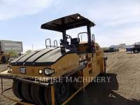 CATERPILLAR 空気式タイヤ・コンパクタ CW34 equipment  photo 4