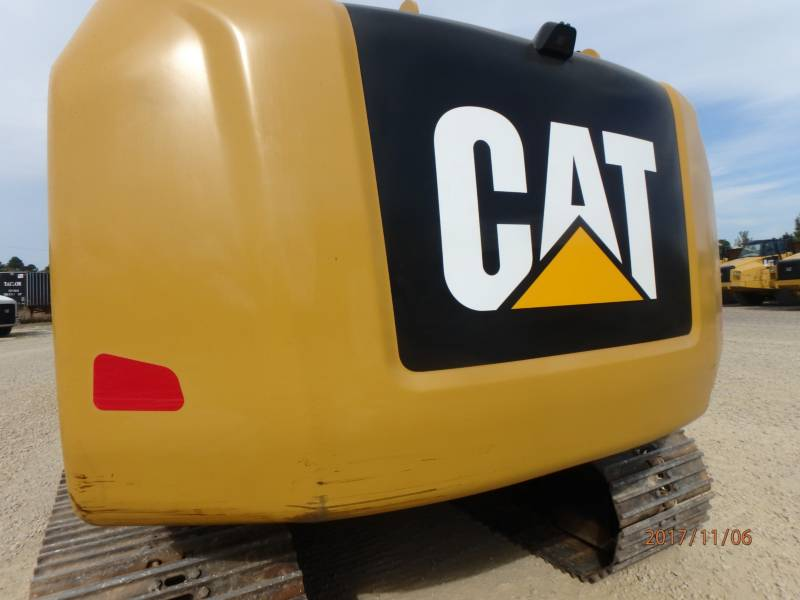 CATERPILLAR TRACK EXCAVATORS 323FL equipment  photo 22