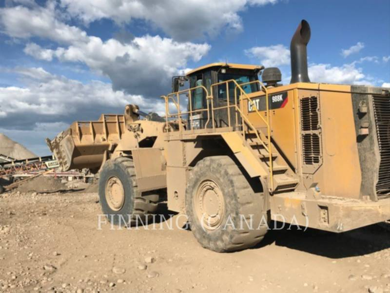 CATERPILLAR PALE GOMMATE/PALE GOMMATE MULTIUSO 988K equipment  photo 4