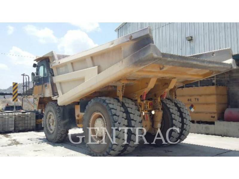 CATERPILLAR TOMBEREAUX DE CHANTIER 771D equipment  photo 5