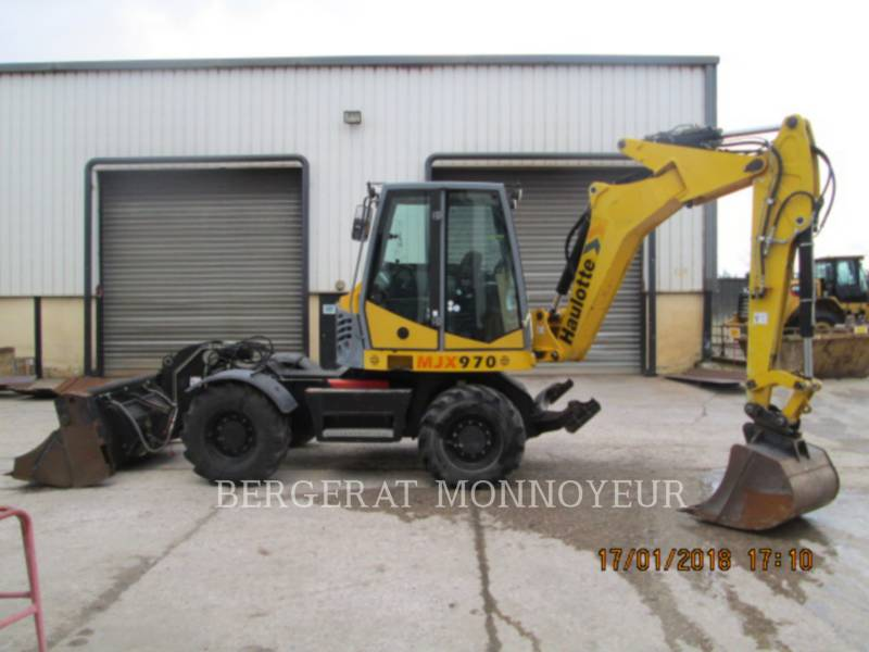 HOULOTTE MOBILBAGGER MJX970 equipment  photo 2