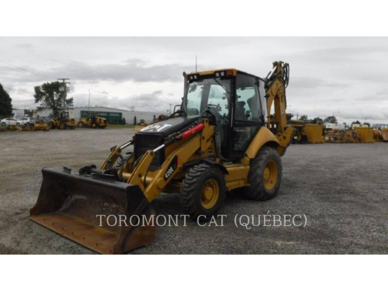 CATERPILLAR BACKHOE LOADERS 420EIT equipment  photo 1