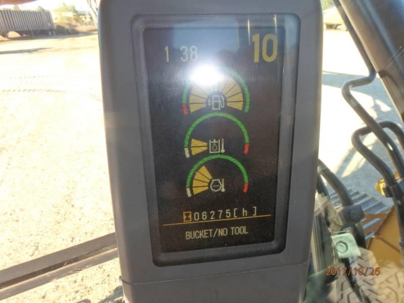 CATERPILLAR KETTEN-HYDRAULIKBAGGER 321DLCR equipment  photo 11