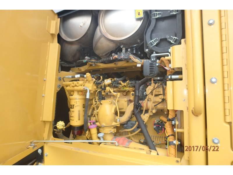 CATERPILLAR MOTONIVELADORAS 160M3AWD equipment  photo 16