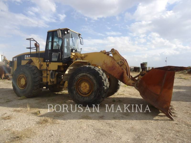 CATERPILLAR WHEEL LOADERS/INTEGRATED TOOLCARRIERS 980 G equipment  photo 3