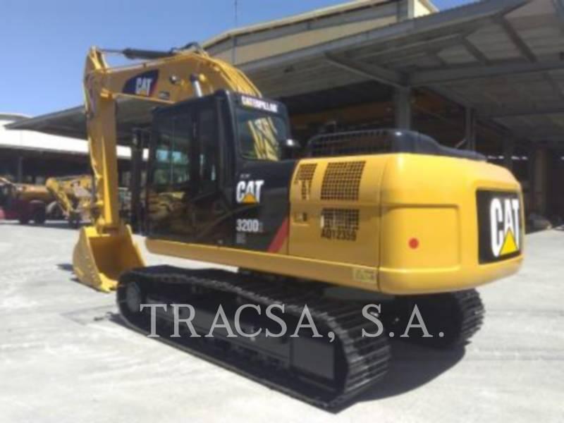 CATERPILLAR TRACK EXCAVATORS 320D2GC equipment  photo 3